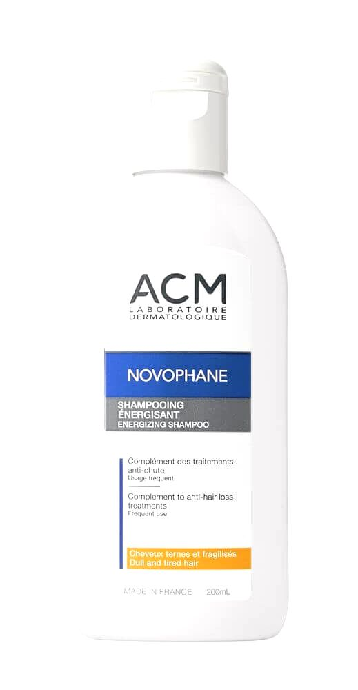 ACM Posilňujúci šampón Novophane ( Energizing Shampoo) 200 ml