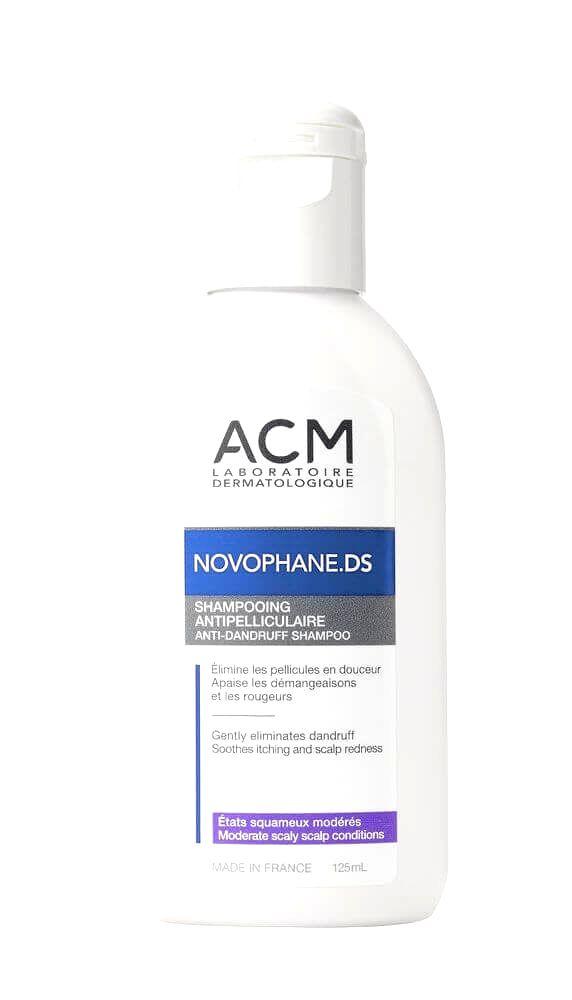 ACM Šampón proti lupinám Novophane DS (Anti-Dandruff Shampoo) 125 ml