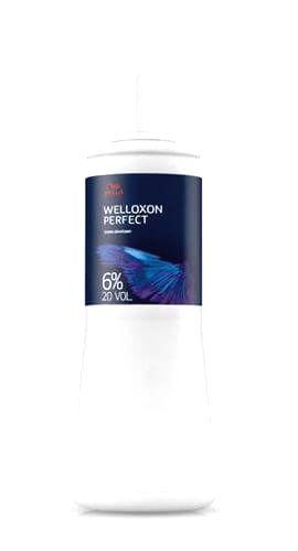Wella Professionals Aktivačný emulzie 6% 20 vol. Welloxon Perfect (Cream Developer)1000 ml