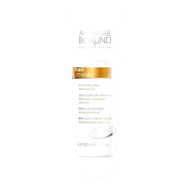ANNEMARIE BORLIND Intenzívna maska pre všetky typy vlasov ( Hair Mask) 125 ml