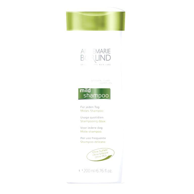 ANNEMARIE BORLIND Šampón pre každodenné použitie Mild (Shampoo) 200 ml