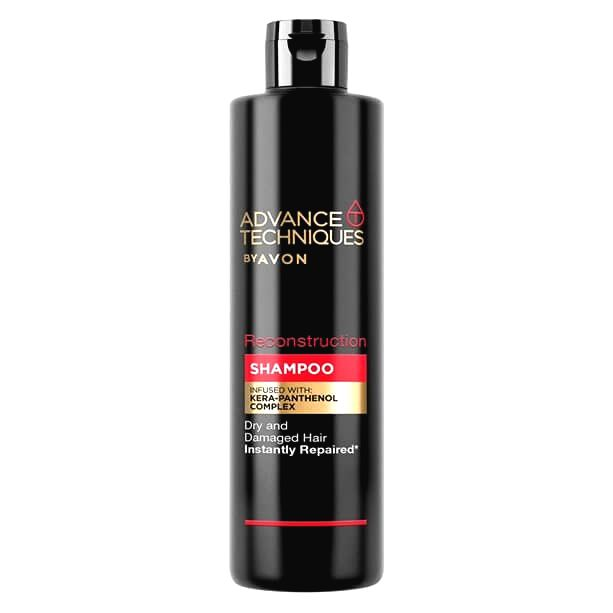 Avon Obnovujúci šampón pre poškodené vlasy (Reconstruction Shampoo)400 ml