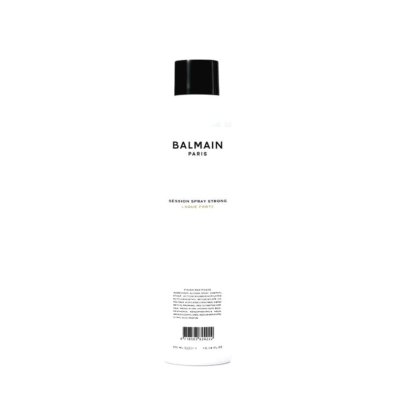 Balmain Lak na vlasy so silnou fixáciou (Session Spray Strong ) 300 ml