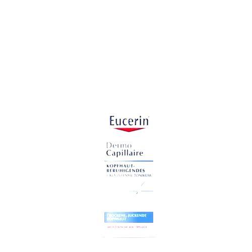 Eucerin Bezoplachové tonikum na suchú pokožku hlavy s 5% ureou DermoCapillaire ( Urea Scalp Treatment) 100 ml