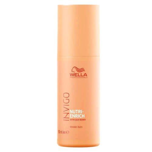 Wella Professionals Bezoplachový balzam pre suché a poškodené vlasy Invigo Nutri- Enrich (Wonder Balm)150 ml