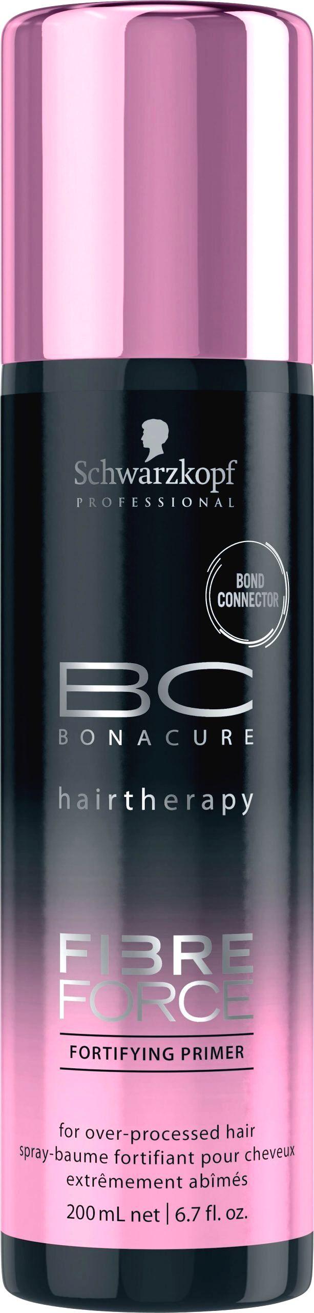 Schwarzkopf Professional Bezoplachový posilňujúci kondicionér pre poškodené vlasy Fibre Force (Fortifying Primer) 200 ml