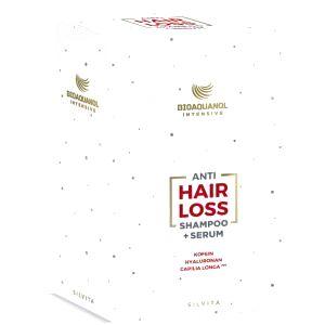 Bioaquanol BIOAQUANOL Anti Hair Loss 2x100ml vianočné 2020