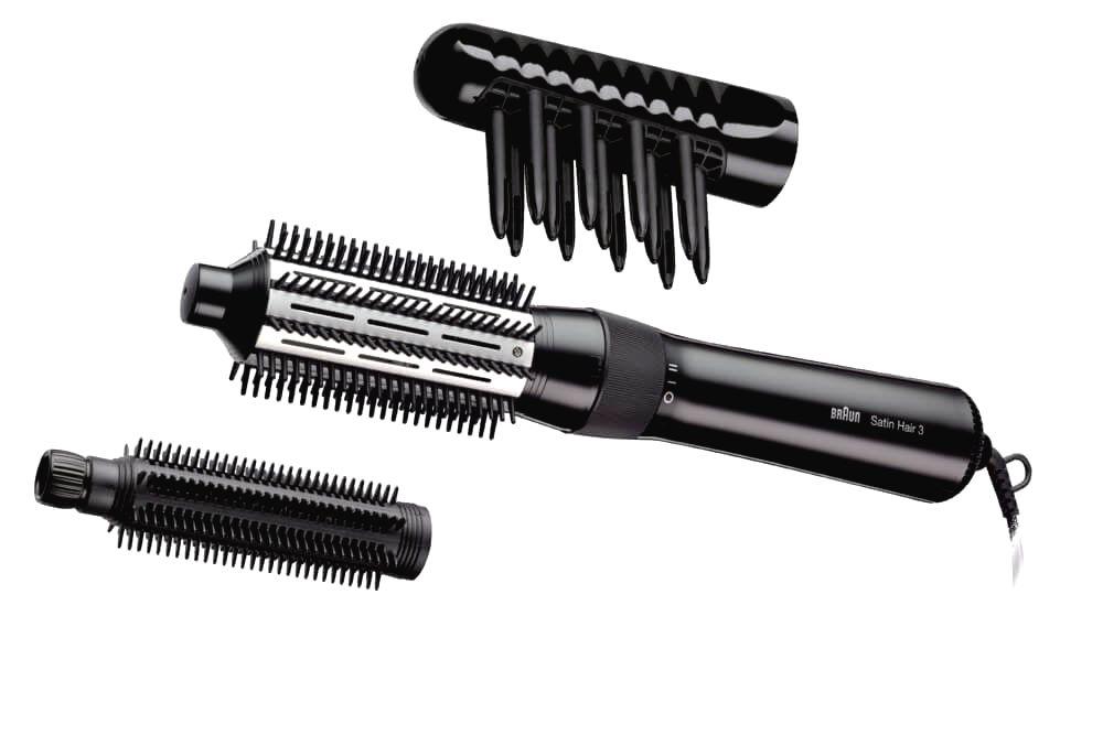 Braun Teplovzdušný ondulačná kefa Satin Hair 3 - AS 330
