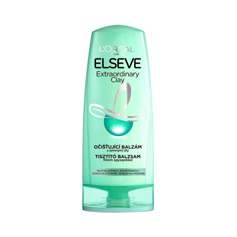 L´Oréal Paris Čistiaci balzam pre mastné vlasy Elseve Extraordinary Clay200 ml