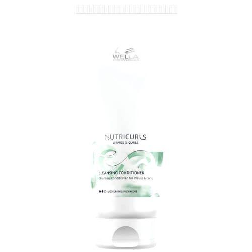 Wella Professionals Čistiace kondicionér pre vlnité a kučeravé vlasy Nutricurls (Waves & Curls Cleansing Conditioner)250 ml