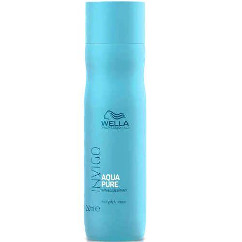 Wella Professionals Čistiace šampón Invigo Aqua Pure (Puryfying Shampoo)1000 ml