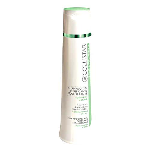 Collistar Gélový šampón pre mastné vlasy Special e Capelli Perfetti (Shampoo-Gel Purifying Balancing) 250 ml