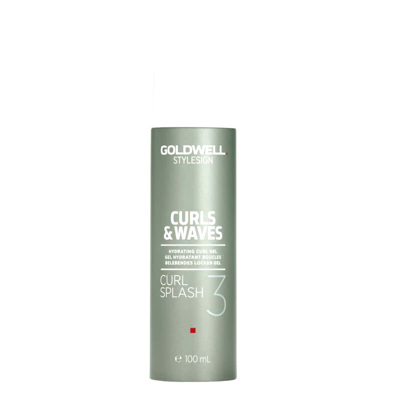 Goldwell Hydratačný gél pre definíciu vĺn StyleSign Curl s & Waves Curl Splash 3 100 ml