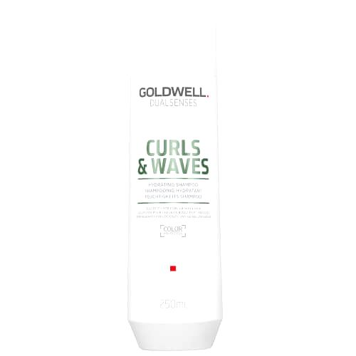 Goldwell Hydratačný šampón pre vlnité a kučeravé vlasy Dualsenses Curl s & Waves (Hydrating Shampoo)250 ml