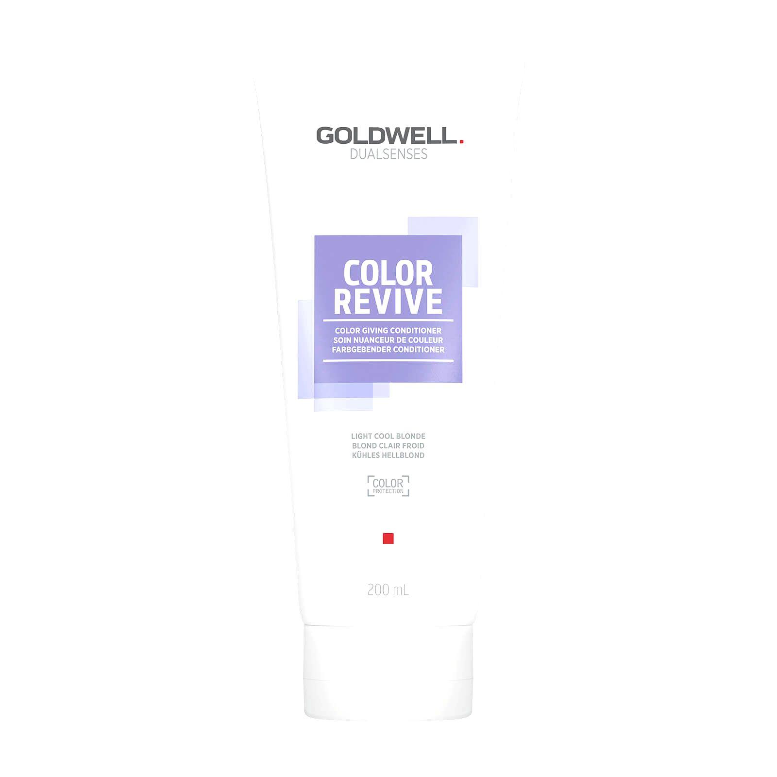 Goldwell Tónovacie kondicionér Light Cool Blonde Dualsenses Color Revive ( Color Giving Condicioner)200 ml