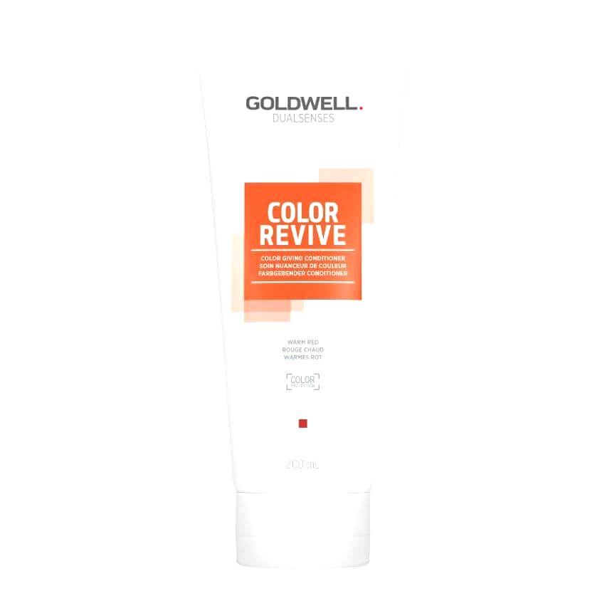 Goldwell Tónovacie kondicionér Warm Red Dualsenses Color Revive ( Color Giving Condicioner)200 ml