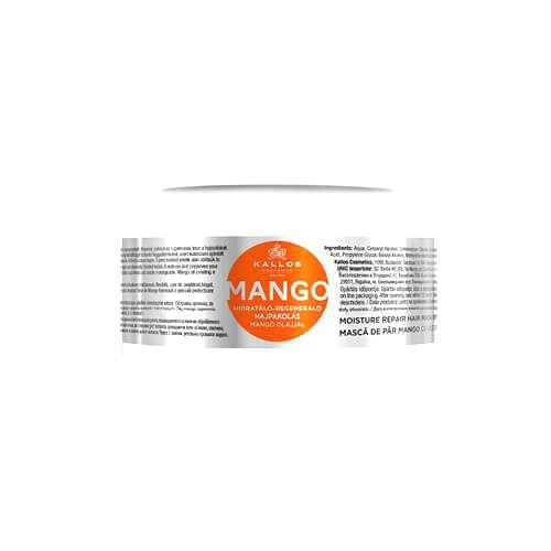 Kallos Hydratačná maska s mangovým olejom (Mango Mask)275 ml