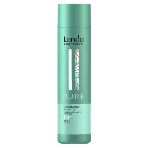 Londa Professional Jemný kondicionér pre suché vlasy bez lesku PURE (Conditioner)1000 ml