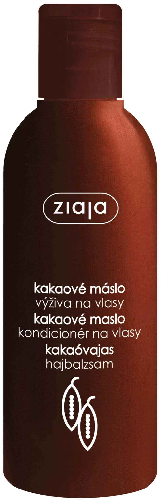 Ziaja Kondicionér na suché a poškodené vlasy Cocoa Butter 200 ml