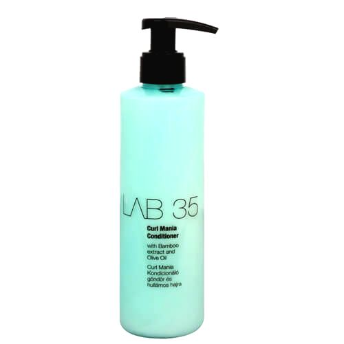 Kallos Kondicionér pre vlnité vlasy LAB 35 (Curl Conditioner With Bamboo Extract And Olive Oil) 250 ml