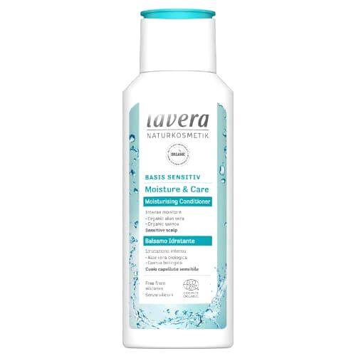 Lavera Kondicionér pre citlivú pokožku Basis Sensitive (Moisture & Care) 200 ml