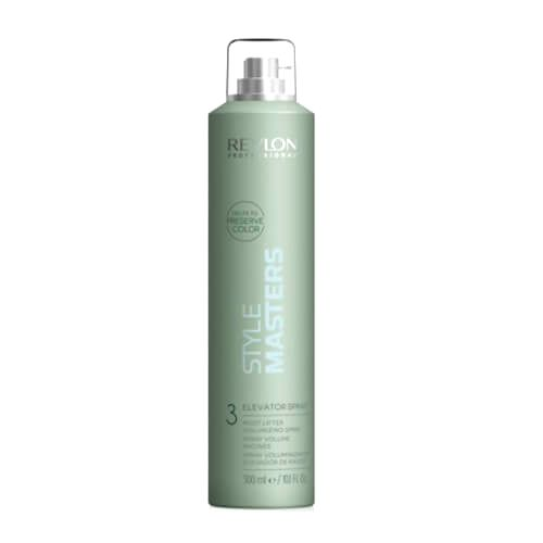 Revlon Professional Lak na vlasy pre objem silne tužiace Style Masters (Volume Elevator Spray) 300 ml