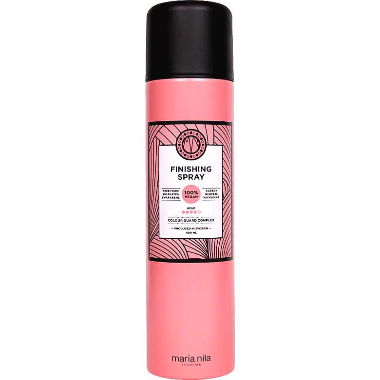 Maria Nila Lak na vlasy pre silnú fixáciu Style & Finish (Finishing Spray)400 ml