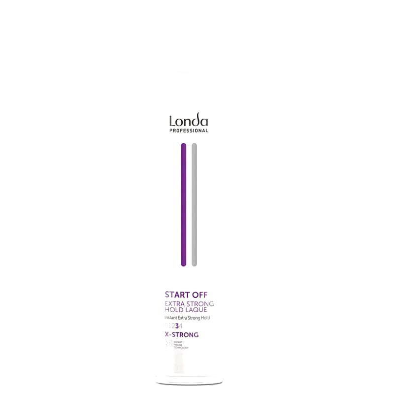 Londa Professional Extra silne tužiaci lak na vlasy Štart Off Extra Strong Laque500 ml