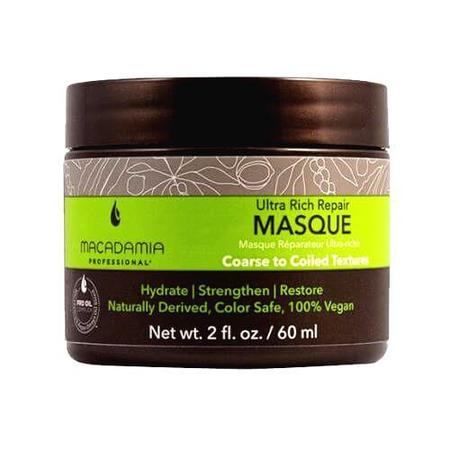 Macadamia Hĺbkovo regeneračná maska pre poškodené vlasy Ultra Rich Repair (Masque)236 ml