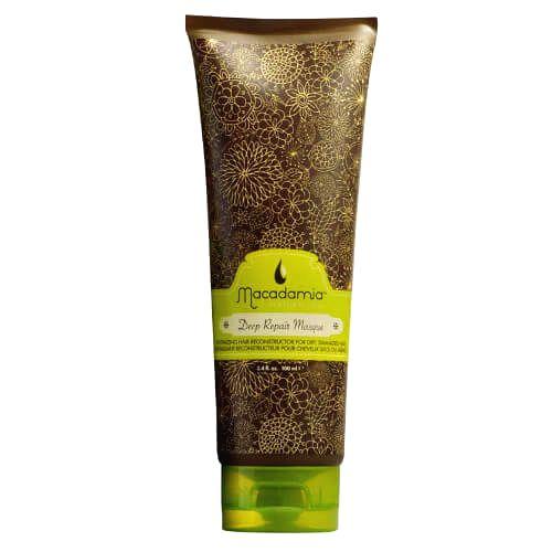 Macadamia Maska pre suché a poškodené vlasy (Deep Repair Masque)470 ml