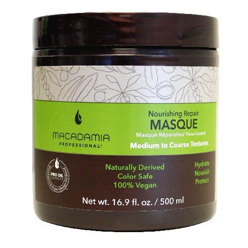 Macadamia Vyživujúci maska na vlasy s hydratačným účinkom Nourish ing Repair (Masque)500 ml