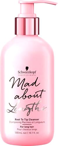 Schwarzkopf Professional Šampón pre dlhé vlasy Mad abouth Lengths (Root to Tip Cleanser) 300 ml