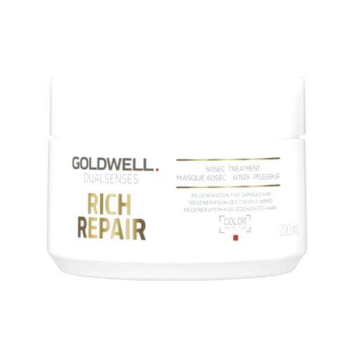 Goldwell Maska pre suché a poškodené vlasy Dualsenses Rich Repair (60Sec Treatment)500 ml