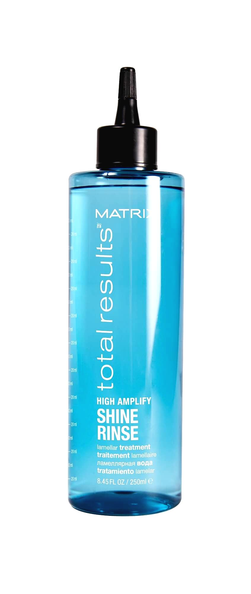 Matrix Lamelárnej starostlivosti Total Results High Amplify ( Shine Rinse Treatment)250 ml