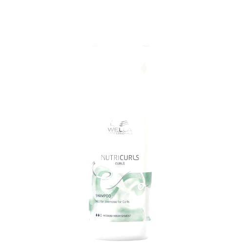 Wella Professionals Micelárny šampón pre vlnité a kučeravé vlasy Nutricurls (Micellar Shampoo)50 ml