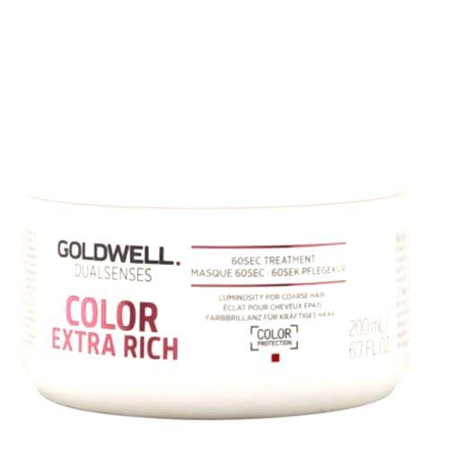 Goldwell Maska pre farbené vlasy Dualsenses Color Extra Rich (60 SEC Treatment)500 ml