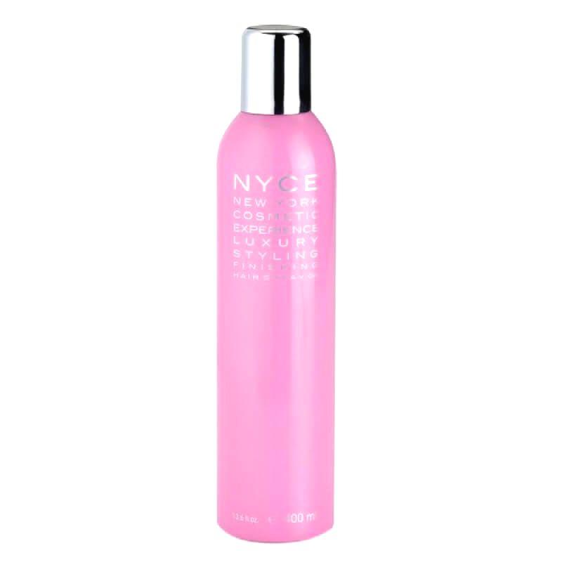 NYCE Lak na vlasy so silnou fixáciou ( Finish ing Hair spray) 400 ml -ZĽAVA - preliačený obal