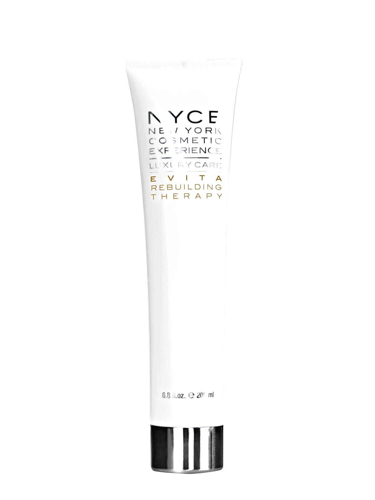 NYCE Reštrukturačná maska na suché a poškodené vlasy Evita (Rebuilding Therapy)200 ml