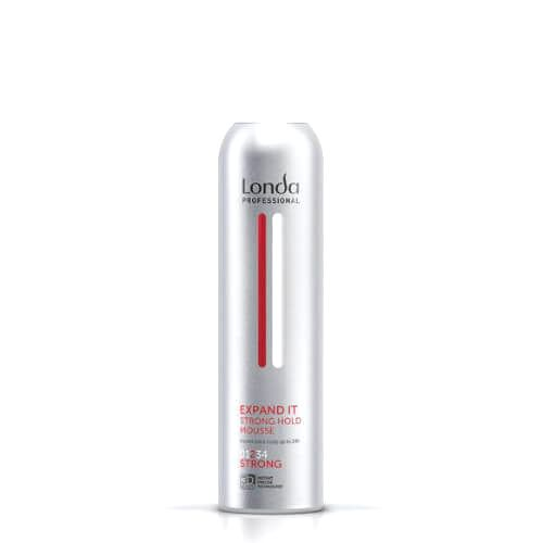 Londa Professional Objemová pena na vlasy so silnou fixáciou Expand It ( Strong Hold Mousse) 250 ml