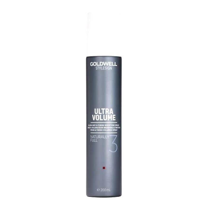 Goldwell Objemový sprej pre jemné vlasy StyleSign Ultra Volume (Naturally Full 3) 200 ml