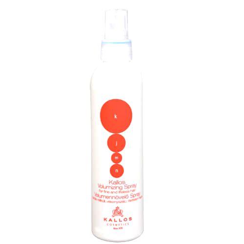 Kallos Objemový sprej pre všetky typy vlasov KJMN (Volumizing Spray) 200 ml