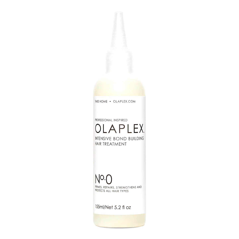 Olaplex Hĺbková intenzívna starostlivosť o vlasy N ° .0 (Intensive Bond Building Hair Treatment ) 155 ml