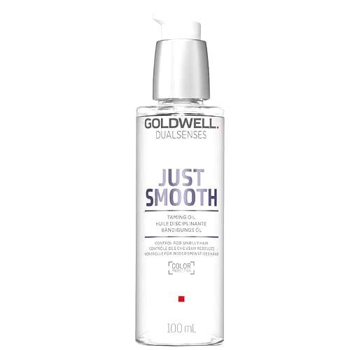 Goldwell Olej pre nepoddajné vlasy Dualsenses Just Smooth (Taming Oil) 100 ml