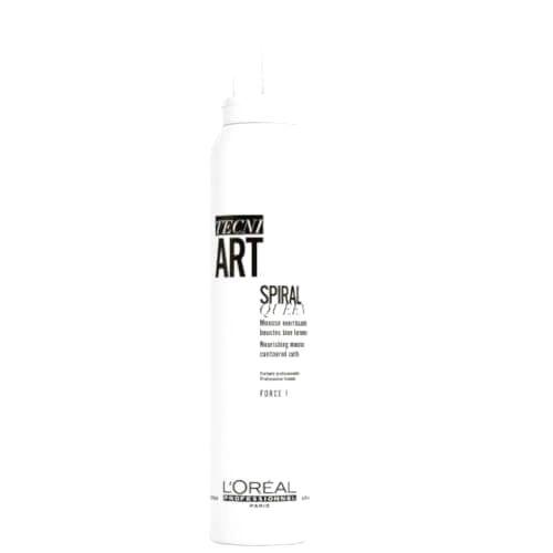 L´Oréal Professionnel Pena pre kontúrovanie vĺn Tecni.Art Spiral Queen (Nourishing Mousse Contoured Curls) 200 ml