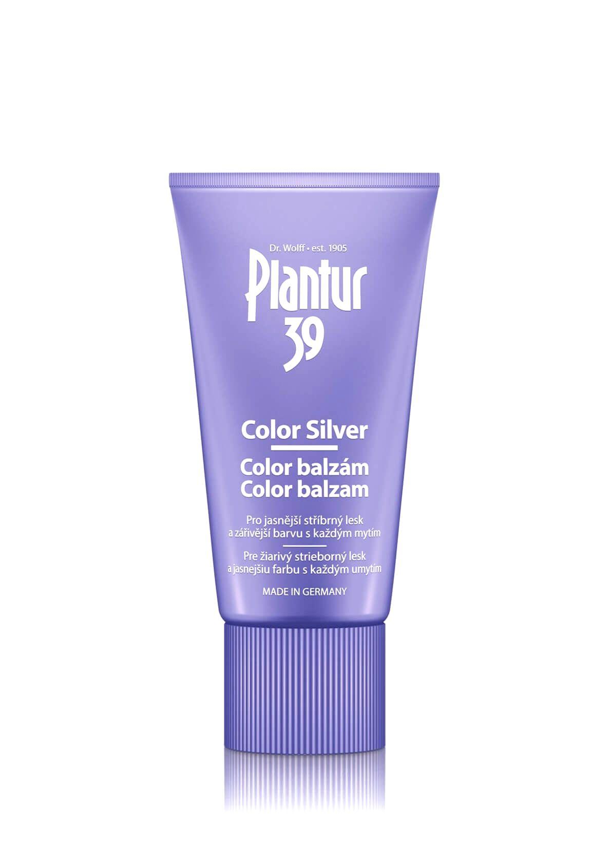 Plantur Balzam Color Silver neutralizujúce žlté tóny150 ml