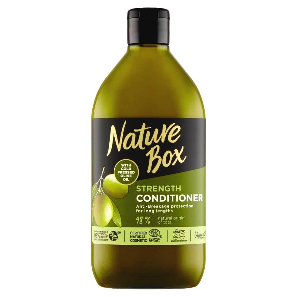 Nature Box Prírodné balzam na vlasy Olive Oil (Conditioner) 385 ml