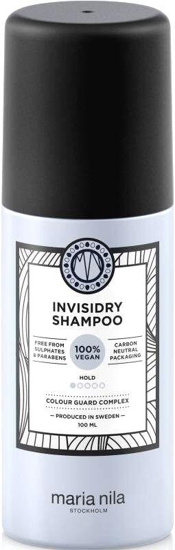 Maria Nila Púdrový sprej pre mastné vlasy Style & Finish (Invisidry Shampoo)250 ml