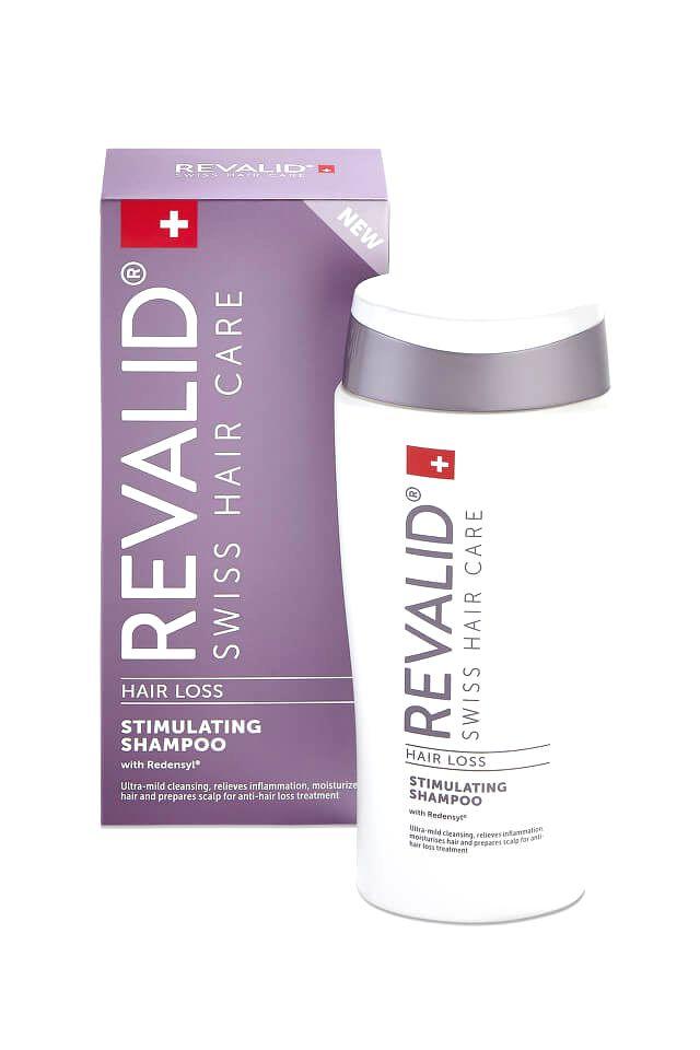 Revalid Šampón pre rast vlasov Stimulating Shampoo200 ml