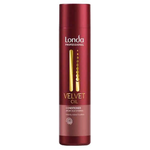 Londa Professional Revitalizačný kondicionér s arganovým olejom Velvet Oil (Conditioner) 250 ml
