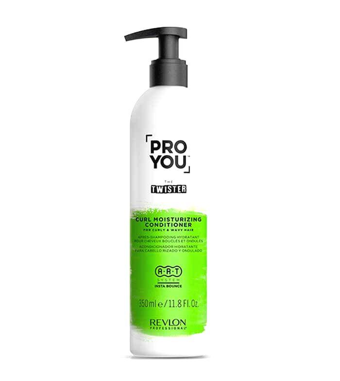 Revlon Professional Kondicionér pre kučeravé a vlnité vlasy Pro You The Twister ( Curl Moisturizing Conditioner) 350 ml